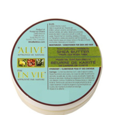 Be Alive African Shea Butter