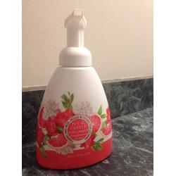 Castle and Ivy foaming hand wash Sicilian Grapefruit