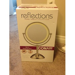 Reflections home vanity mirror by Conair
