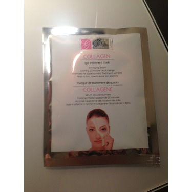 Global Beauty Care Collagen Spa Treatment Mask