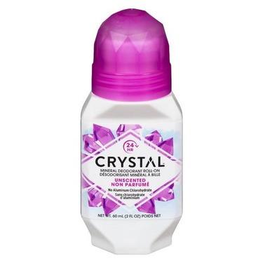 Crystal Body Roll-On Deodorant