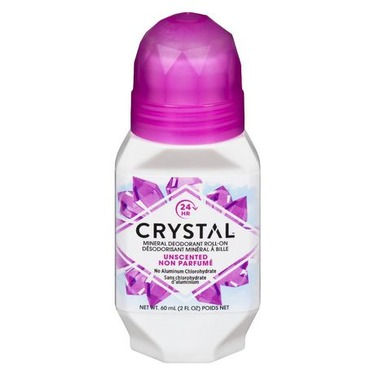 Crystal Body Roll-On Deodorant