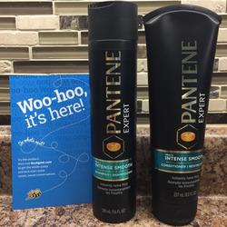Pantene Expert Pro-V Intense Smooth Shampooing