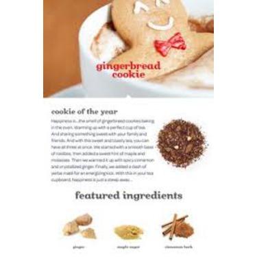 DAVIDs Tea Gingerbread Cookie