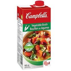 Campbells Vegetable Broth 500mi