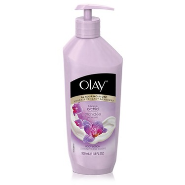 Olay Quench Lucious Orchid Body Lotion