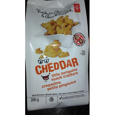 President Choice Crackers