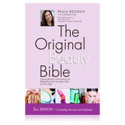 The Beauty Bible by Paula Begoun