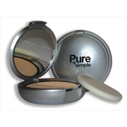 Pure   Simple Rainforest Pressed Powder Foundation