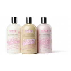 Cake Beauty Gingerbread Woman Limited Edition Bath and Shower Bubbles