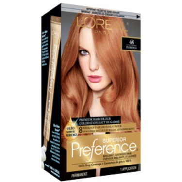 L'Oreal Superior Preference 48 Florence