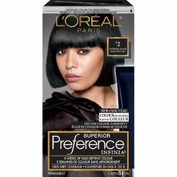 L'Oreal Paris Superior Preference Infinia Permanent Hair Colour