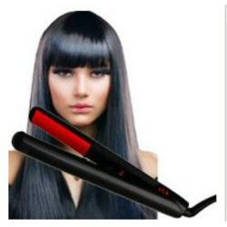 ISA Professional 1 Step Victorya Tourmaline Ceramic Flat Iron Hair Straightener