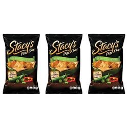 Stacy's Pita Chips- Fire Roasted Jalapeno