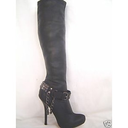 bebe Miranda Studded Boots