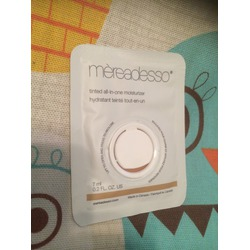 Mereadesso - Tinted All-In-One Moisturizer