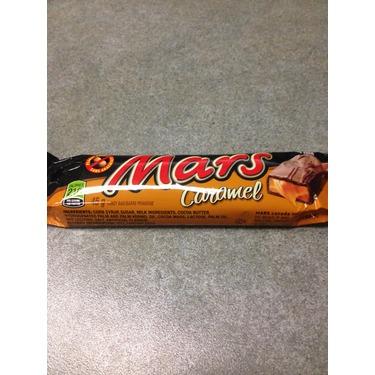 Mars Caramel Chocolate Bar