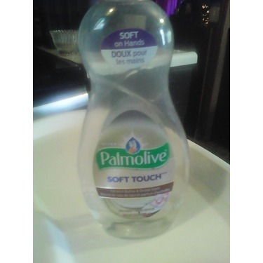 Palmolive Soft Touch Dish Liquid with Coconut Butter