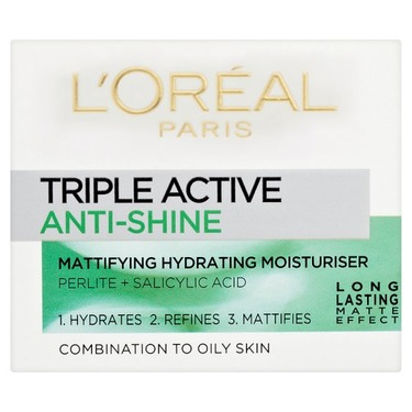 L'oreal Triple Active AntiShine