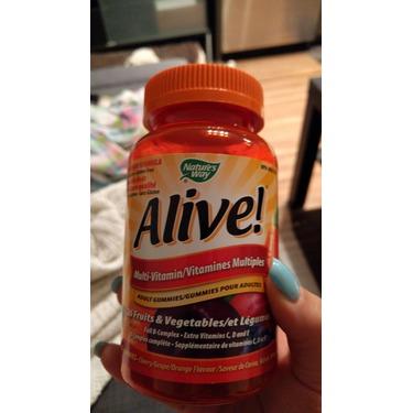 Nature's Way Alive! Multi-Vitamin Adult Gummies