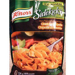 Knorr Sidekicks cheddar chipotle