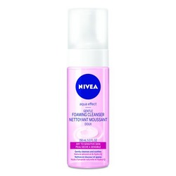 Nivea Aqua Effect Gentle Foaming Cleanser