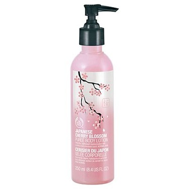 The Body Shop Japanese Cherry Blossom Puree Body Lotion