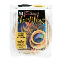 Casa Mendosa Whole Wheat Tortillas