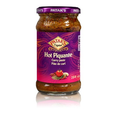 Patak's Hot Curry Paste