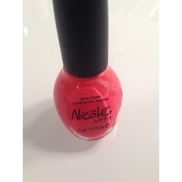 Pop of Poppy- Nicole by OPI