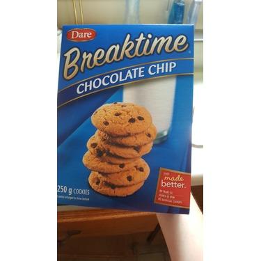 Breaktime Chocolate Chip Cookies