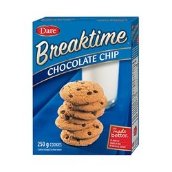 Breaktime Chocolate Chip Cookies