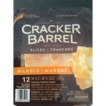 Cracker Barrel Marble Cheese