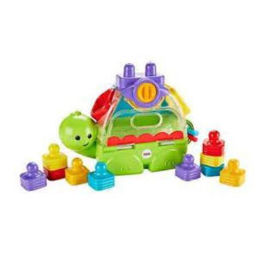 Fisher Price Little Stackers Turtle