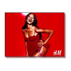 H&M;Lingerie
