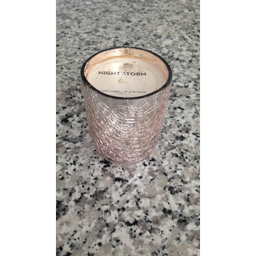 Night Storm candle from urban outfitters