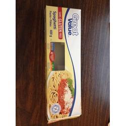 Great Value Gluten Free Spaghetti