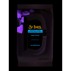 St. Ives Naturally Clear Blemish Fighting Cleansing Cloths