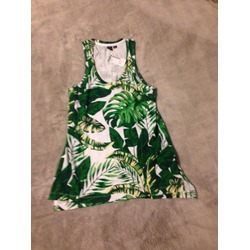 Icone Palm Leaves Tanktop