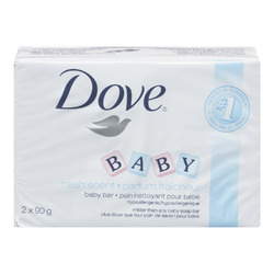 Dove Baby Fresh Scent Bar