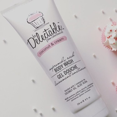Be Delectable Supremely Rich Body Wash