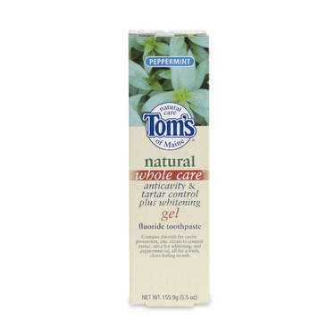 Tom's of Maine Whole Care Gel