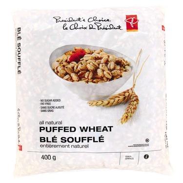 President's Choice All-Natural Puffed Wheat