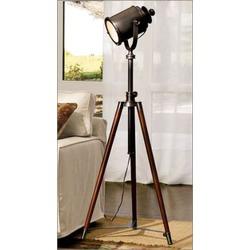 Photographer's Tripod Floor Lamp
