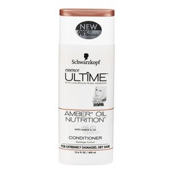 Schwartzkopf Ultime Amber + Oil Nutrition Conditioner