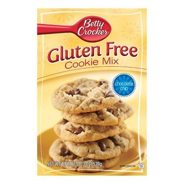 Betty Crocker Gluten Free Chocolate Chip Cookies