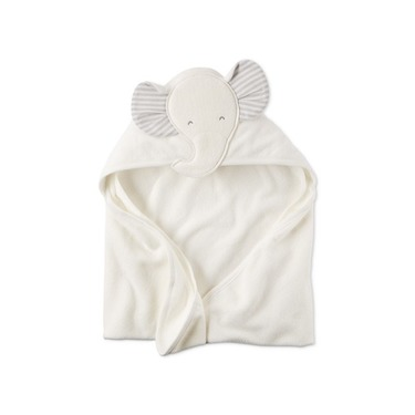 Carter's hooded baby towels