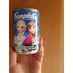 Campbell's Disney Frozen Condensed Chicken Noodle Soup