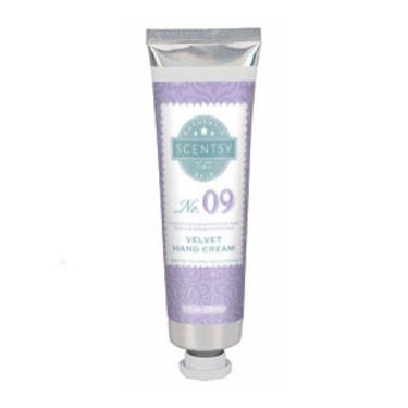 Scentsy No. 9 Velvet Hand Cream