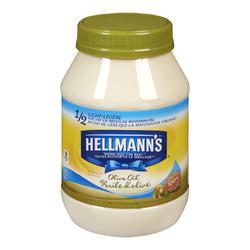Hellmann's Light with Olive Oil Mayonnaise